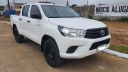 Título do anúncio: Hilux STD Diesel 4x4 2019