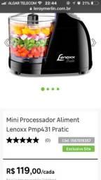 Mini processador Novo