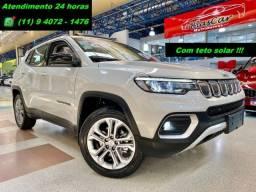 Título do anúncio: Jeep Nova Compass Longitude TD350 Diesel 4x4 A Pronta entrega!!! Santo Andre São Paulo