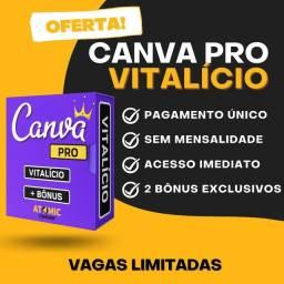 Título do anúncio: Canva Pro Vitalício + Bônus