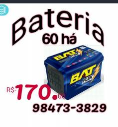 Bateria.  .  60. há