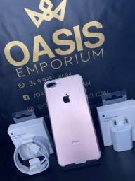 Iphone 7 Plus Rose Condição Especial Liquidacao