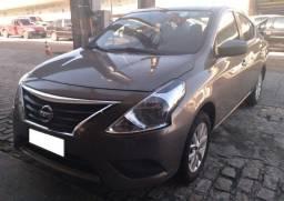 Nissan Versa 1.6 SL, 2015/2016, Completo, Cinza, 53.000km