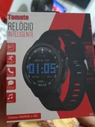 Vendo Smartwatch MTR-31 Para IOS e Android Resistente a Água Multifunções - Preto<br><br>