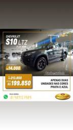 Título do anúncio: NOVA S10 LTZ FLEX 2022