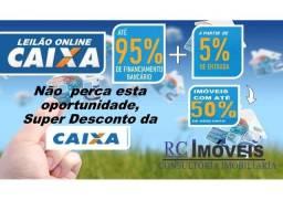 X- Casa em Porto do Carro, São Pedro da Aldeia! Leilão Caixa!