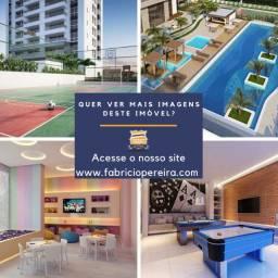 AP0083. Apartamento com acabamento de alta qualidade, prédio com área de lazer