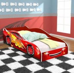 Cama Solteiro Carros 96