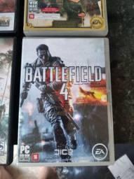 Jogo Battlefield 4 original com chave válida online