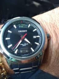 Relógio Orient zerado só usar aceito ouro