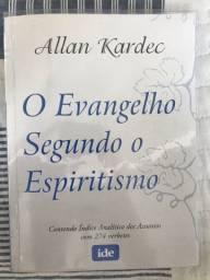 livro o evangelho segundo espiritismo