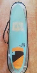 Título do anúncio: Prancha Hero Surfácil 7'0 EPS/Epoxi - 56L<br><br>