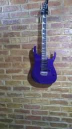 Guitarra Ibanez semi nova