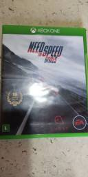 Jogo need for speed Rivals Xbox one