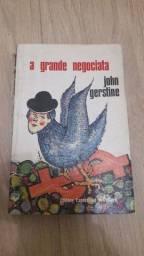 livro: A grande negociata <br>