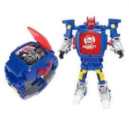 Título do anúncio: Relógio Infantil Multilaser Robot Watch Azul Br498