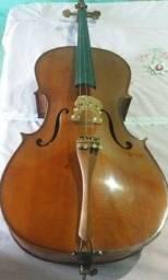 Título do anúncio: Violoncello usado<br>CE200 da Eagle