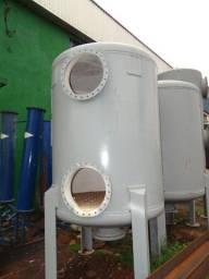 Abrandador/Filtro de água diâmetro de 1500 mm