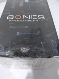 Box Bones  lacrado  de fabrica.29 dvds 5 temporadas