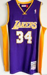 Regata Basquete Nba - Shaquille O'neal #34 Lakers