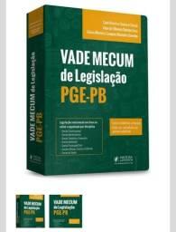 Título do anúncio: Vade Mecum de Legislação PGE-PB