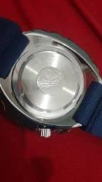 Relógio seiko automático prova de água