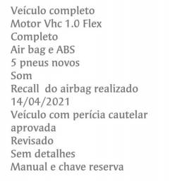 Celta 2014 completo mais ABS . Carro não tem detalhes