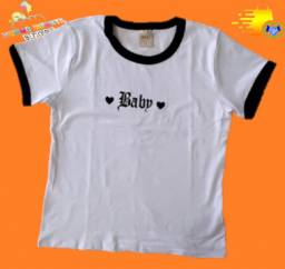 Camisas/Blusas/Regatas - Meninas 15 e 16 anos
