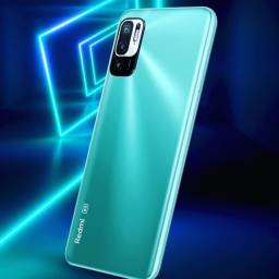 Título do anúncio: Xiaomi Redmi Note 10T 5G 128GB/6Ram/1Ano de Garantia/48MP/Loja Fisica