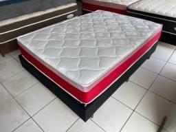 Título do anúncio: cama box casal - entregamos