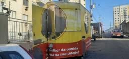 Food truk tode de inox emplacado