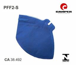 Máscara PFF2 Camper, ORIGINAL. COM INMETRO E CÁ.