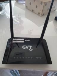 Modem Roteador Wi-Fi D-Link DSL-2740E/BR