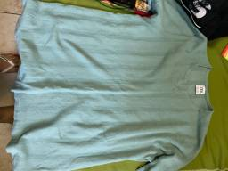 Camisa Zara com detalhe na manga G NOVA