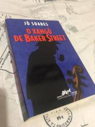 Livro O Xangô de Baker Street