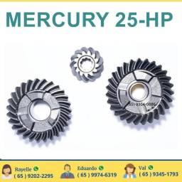 Kit engrenagem Mercury 25hp japonês