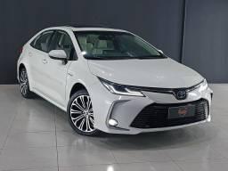 Título do anúncio: Toyota Corolla Altis 1.8 Hybrid Premium Mod 2020