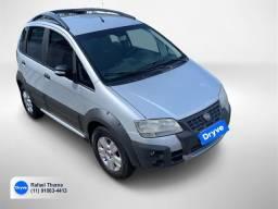 FIAT IDEA ADVENTURE 1.8 16V DUALOGIC FLEX