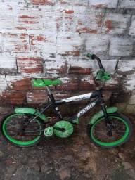 Bicicleta  a venda