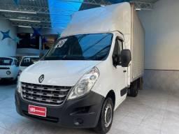 Título do anúncio: Renault Master 2.3 Bau Carga Seca ano 2019 / 2020 Unico dono