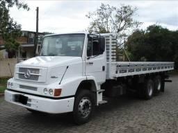 Título do anúncio: MB 1620 Truck Carroceria Ano 2009 (Entrada + Divida)