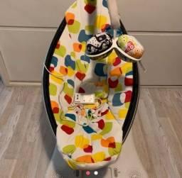 Cadeira de balanço e descanso mamaroo 4.0 Colorida - 4MOMS