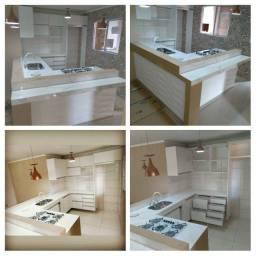 Cozinha planejada sob medida *