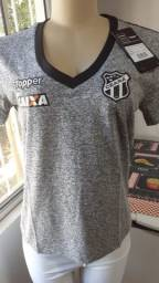 Camisas do Ceará - Femininas. Tam M, G e GG. Novas e originais da Topper