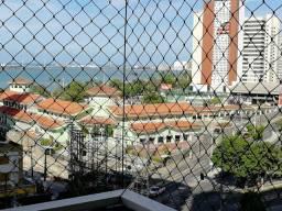 Título do anúncio: Apartamento para aluguel com 70m2 com 2 suítes, vista mar, mobiliado, em Meireles - Fortal