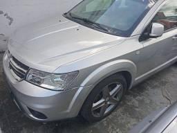Dodge Journey 2012 Blindada n3a Sxt 3.6 v6 7lug aut+tip+toplinha+novíssima!!!