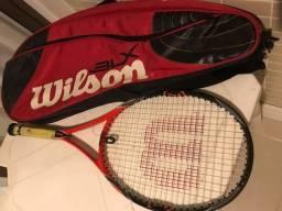 Raquete de tênis Wilson K-Fator