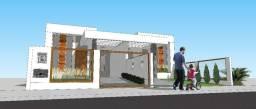 Casa 2 dormitórios, Passo de Torres - Santa Catarina