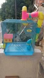 Casa pra hamsters