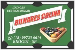 Bilhares Colina